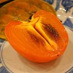 旬席 鈴江 - 奈良県西吉野特産の代白柿