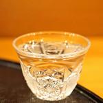 旬席 鈴江 - 雪の茅舎 美酒の設計 純米吟醸