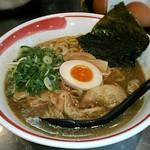 まる徳ラーメン - 料理写真:【ガチ徳ラーメン 並】¥720