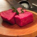 鉄板バンビーナbyうしごろ - 仙台牛の塊肉!