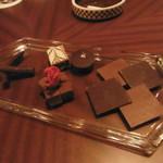 オールドインペリアルバー - チョコレート