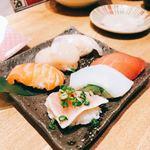 魚河岸酒場 FUKU浜金 - 寿司盛り(お裾分け)
