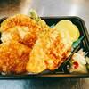 天ぷら とらちゃん - 料理写真:とり天丼 430円
