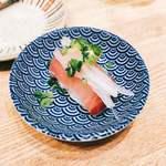 魚河岸酒場 FUKU浜金 - 寿司(サービス)