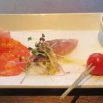 ザ キッチン サルヴァトーレ クオモ - 前菜6種