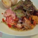 プリモピアット - 前菜