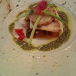 プリモピアット - 魚料理