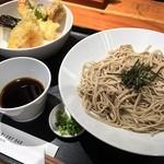 Isogamifuraibaru - ざるそばと天丼