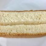 パン ド サンジュ - 1段目と5段目は肌理が違います