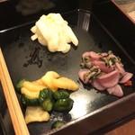 近為 - 京漬物2皿目