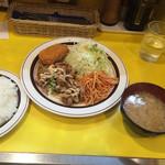 キッチンABC - 洋食定食っていいよね!