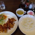 レストラン カマヘイ - これで390円。