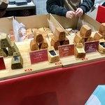 パン ド サンジュ - ミニとびばこパンは5種類ありました