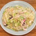 中国料理 西海 - 皿うどん