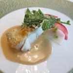プレスキル - 鱈と蕪 丹波の黒