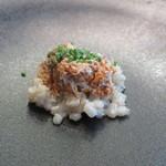 プレスキル - もち麦とセコ蟹