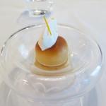 プレスキル - グランマルニエの香るババ