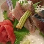 海鮮立飲み 魚範 - お刺身盛り合わせ