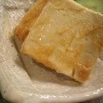 海鮮立飲み 魚範 - クリームチーズの味噌漬