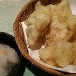 菜々海 - タラの白子
