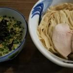 我流麺舞 飛燕 - 塩つけ麺