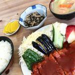 やまちゃん食堂 - 料理写真:
