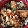 エスカル - 料理写真:かき弁天島丼