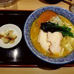 麺屋 大つけ麺博 - パンプキンポタージュヌードル