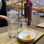 金沢地酒蔵 - サケスパークリング(756円)