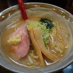 麺屋大河 - 味噌ら~めん(700円)