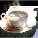 珈琲専門店 煉瓦 - ドリンク写真:ダッチコーヒー 500円 個性的な味であります。好みじゃなかったですが。