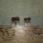 山乃尾 - 朝食は杉の履物で〜♬