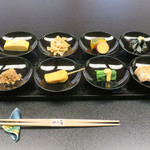 山乃尾 - 金沢ならではの八品