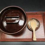 山乃尾 - 土鍋で炊かれたご飯は・・