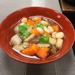 磐梯西村屋 - 料理写真:こづゆ:会津の郷土料理