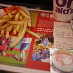 マクドナルド - 料理写真:マックポテト~☆