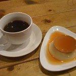パンゲア - 本気(マジ)コーヒーと乙姫プリン