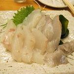 つるべ寿司 - 料理写真:鮃