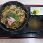 食事処すその - 豚肉のうなタレ丼 840円