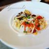 カーサ ノストラ ももや食堂 - 料理写真:ぷりぷり海老のソテー パラペーニョソース [ももやランチ]