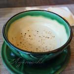 77761142 - スープ [ももやランチ]