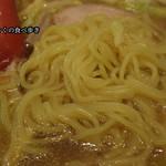 どうとんぼり神座 - 麺はこんな感じ