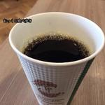 カフェ・ベローチェ - ブレンド、Lだと紙コップ