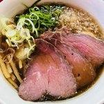 牛骨らぁ麺マタドール - 贅沢牛焼らぁ麺