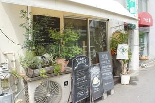 Cafe&Deli COOK - 外観