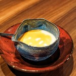北新地 はらみ - ☆ほうじ茶のパンナコッタ 500円