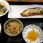 77765498 - クロムツの西京焼き定食:750円