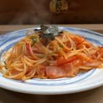 家庭料理 小川 - スパゲッティナポリタン