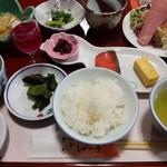 そば庵しづか亭 - 宮城県産コシヒカリ