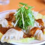 四川旬菜 アスター - 料理写真:四川餃子